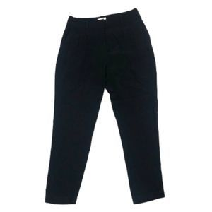 Kate Spade NY Black Cropped Trousers